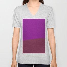 Abstract corner Unisex V-Neck