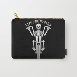 Life Behind Bars Carry-All Pouch