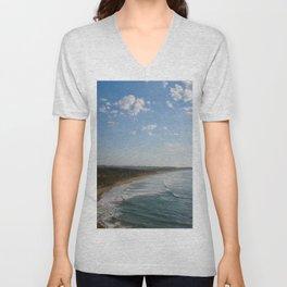 Coastline Unisex V-Neck