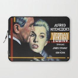 Vertigo poster version Laptop Sleeve