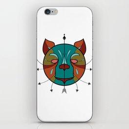 BEAR BEAR iPhone Skin
