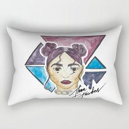 Shoreditch Feeling,Urban London Rectangular Pillow