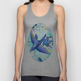 Bird Haven Unisex Tank Top