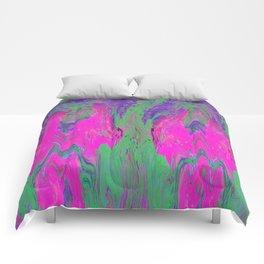 「Swamp Pomp」 Comforters