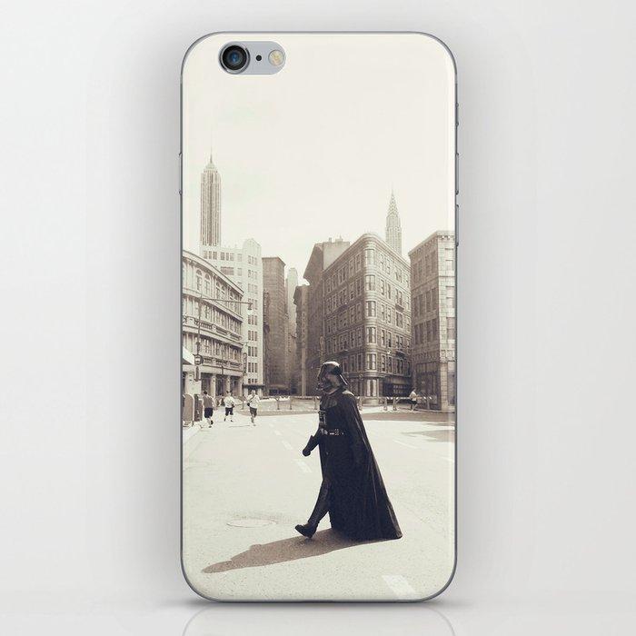 Darth Vader Does New York iPhone Skin