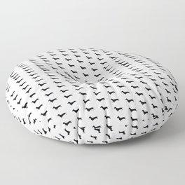 Dachshund - Mini #199 Floor Pillow
