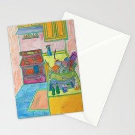 """""""Kitchen."""" Stationery Cards"""