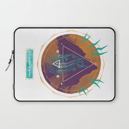 The Mountain of Madness Laptop Sleeve