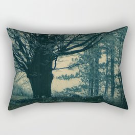 Individuality Rectangular Pillow
