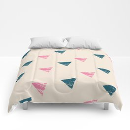 Triangulate Comforters