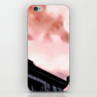 hell iPhone & iPod Skins featuring - hell - by Digital Fresto