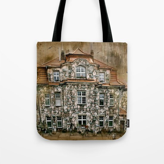 Townhouse Living Tote Bag