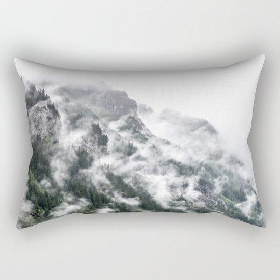 Say goodbye Rectangular Pillow