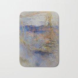 West River Abstract II Bath Mat