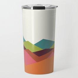 Chevron Mountain Travel Mug