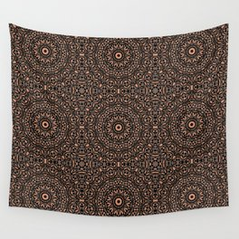 Round ornamen Wall Tapestry
