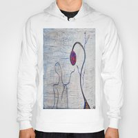 soul Hoodies featuring soul by Loosso