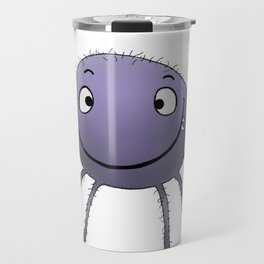 Spider Smile Travel Mug