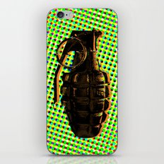 Grenade iPhone & iPod Skin