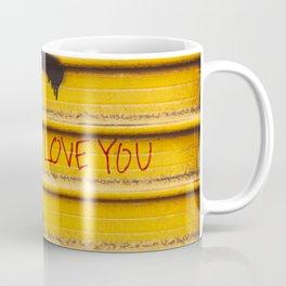 Love You, New York Coffee Mug