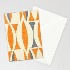 Seventies  orange Stationery Cards