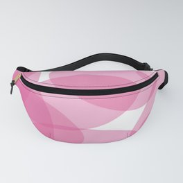 Pink Mod Abstract Fanny Pack