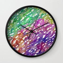 Arcus Spirals Wall Clock