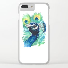 Reveal It Clear iPhone Case