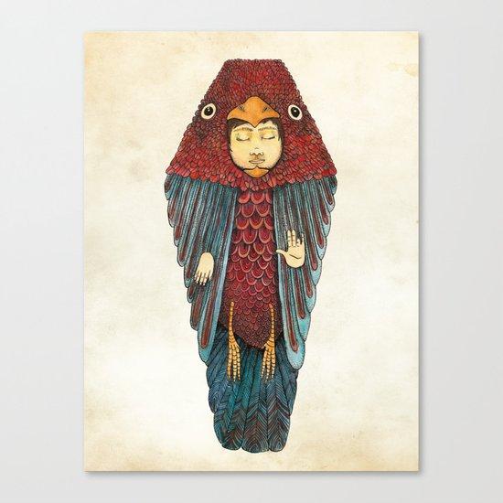 Fly like an egyptian Canvas Print