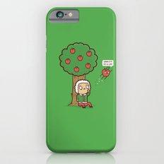 Gravity is a lie Slim Case iPhone 6s