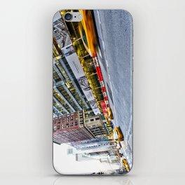 New York Street Scene iPhone Skin