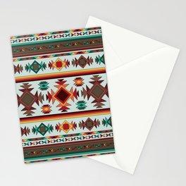Aztec Pattern 2 Stationery Cards