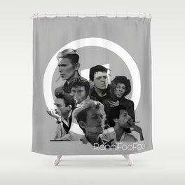 Playlist Shower Curtain