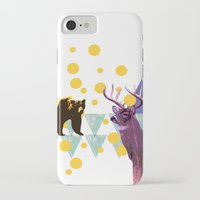 wildlife iPhone & iPod Cases featuring wildlife by the coulsons