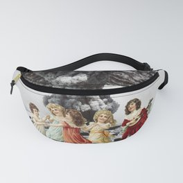 Atomic Bomb Children Fanny Pack