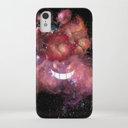 Space Gengar iPhone Case