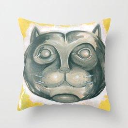 El GAto Throw Pillow