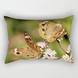 Butterfly Dance Rectangular Pillow