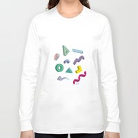 80s Long Sleeve T-shirts featuring 80s by KITA
