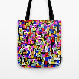 abstract laberinto Tote Bag