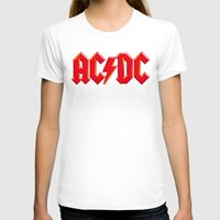 acdc T-shirts featuring ACDC by loveme