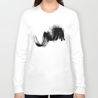 sketch Long Sleeve T-shirts featuring sketch by gloriuos days
