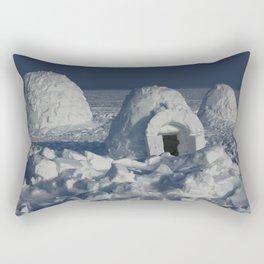 igloo Rectangular Pillow