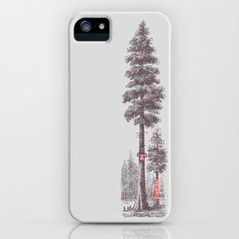 Granny's Hobby iPhone Case