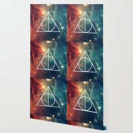 Deathly Hallows Nebula HP Wallpaper