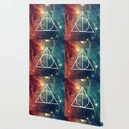 Deathly Hallows Nebula HP Wallpaper
