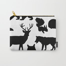 Animal Collage 4 Carry-All Pouch