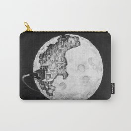 Party in the Moon Carry-All Pouch