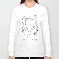 wiz khalifa Long Sleeve T-shirts featuring Play wiz Me by ingicoPhotoDesign