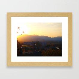Organ NM Framed Art Print